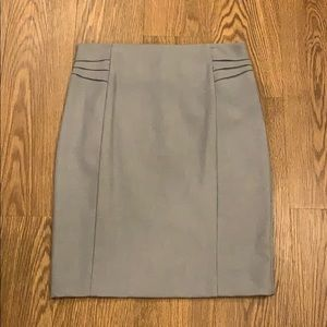 🎉HPx2🎉 Light grey pencil skirt ✏️